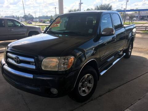 2005 Toyota Tundra for sale at BROWNSFIELD AUTO SALES in Baton Rouge LA