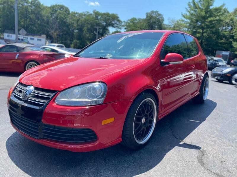 2008 Volkswagen R32 for sale at SOUTH SHORE AUTO GALLERY, INC. in Abington MA