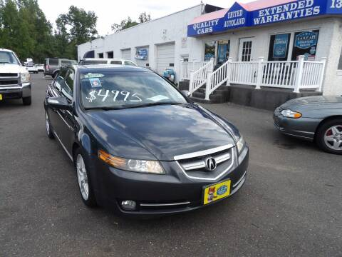 2007 Acura TL for sale at United Auto Land in Woodbury NJ