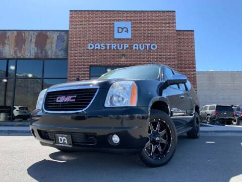 2013 GMC Yukon XL for sale at Dastrup Auto in Lindon UT