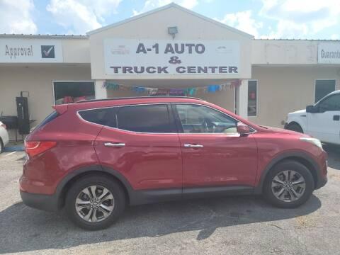 2014 Hyundai Santa Fe Sport for sale at A-1 AUTO AND TRUCK CENTER in Memphis TN