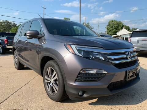 2016 Honda Pilot for sale at Auto Gallery LLC in Burlington WI