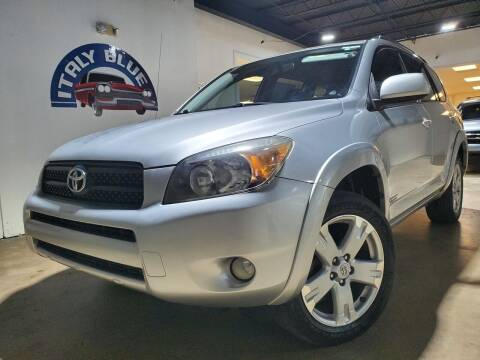 2008 Toyota RAV4 for sale at Italy Blue Auto Sales llc in Miami FL