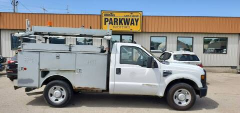 2008 Ford F-350 Super Duty for sale at Parkway Motors in Springfield IL