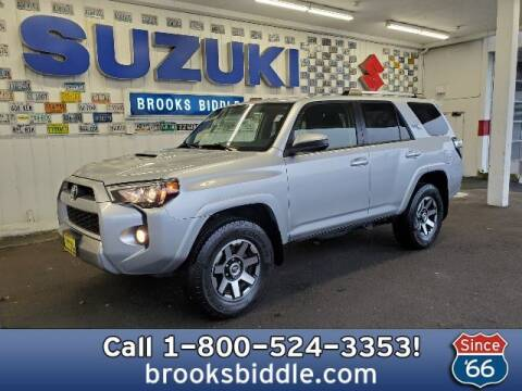 2017 Toyota 4Runner for sale at BROOKS BIDDLE AUTOMOTIVE in Bothell WA