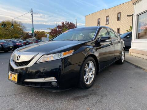 2009 Acura TL for sale at ADAM AUTO AGENCY in Rensselaer NY