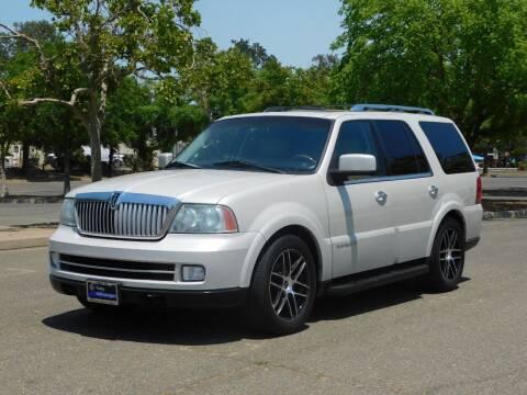 2005 Lincoln Navigator for sale at General Auto Sales Corp in Sacramento CA