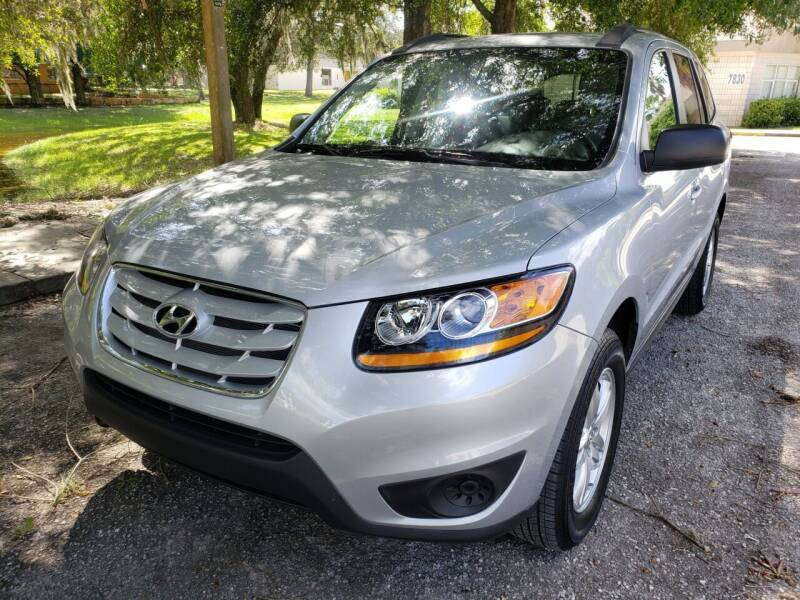 2010 Hyundai Santa Fe for sale at The Auto Adoption Center in Tampa FL