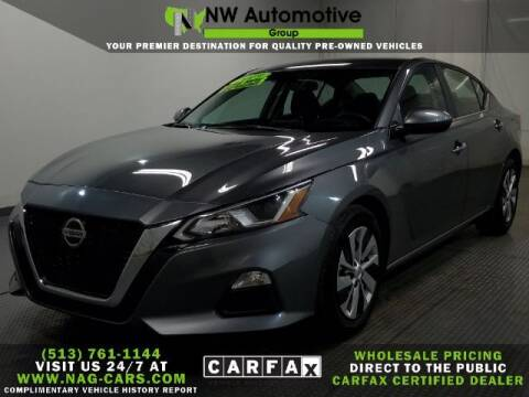 2019 Nissan Altima for sale at NW Automotive Group in Cincinnati OH