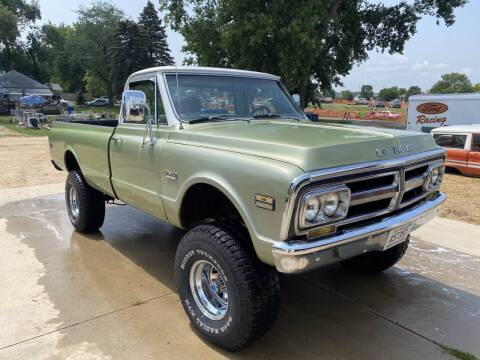 1972 GMC K1500 4x4 for sale at B & B Auto Sales in Brookings SD