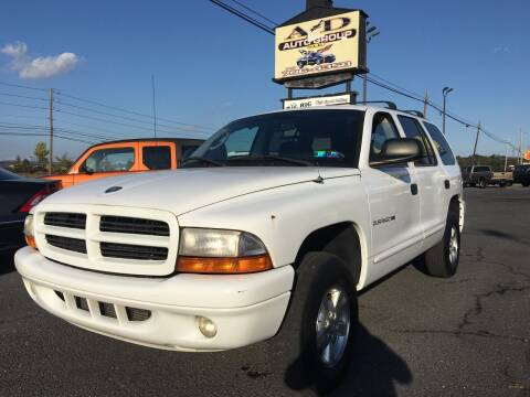 2001 Dodge Durango for sale at A & D Auto Group LLC in Carlisle PA