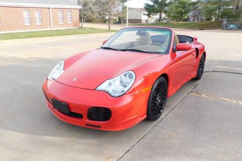 2004 Porsche 911 for sale at WEST PORT AUTO CENTER INC in Fenton MO