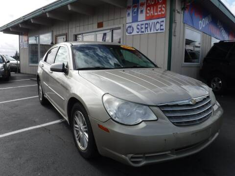 2007 Chrysler Sebring for sale at 777 Auto Sales and Service in Tacoma WA