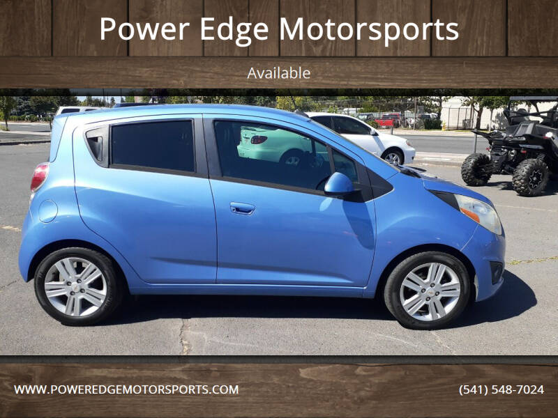2013 Chevrolet Spark for sale at Power Edge Motorsports in Redmond OR