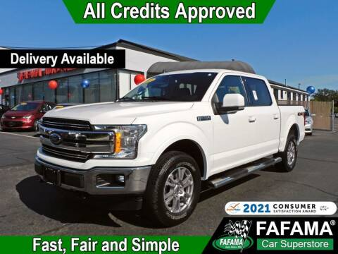 2019 Ford F-150 for sale at FAFAMA AUTO SALES Inc in Milford MA