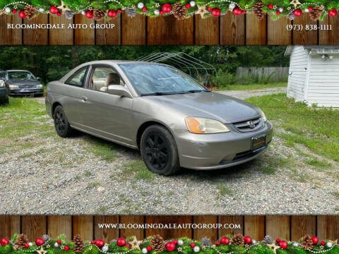 2003 Honda Civic for sale at Bloomingdale Auto Group in Bloomingdale NJ