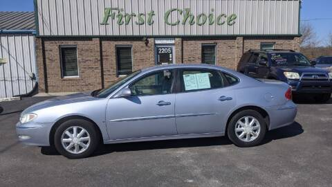 2006 Buick LaCrosse for sale at First Choice Auto in Greenville SC