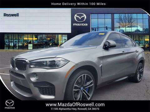 2017 BMW X6 M for sale at Mazda Of Roswell in Roswell GA