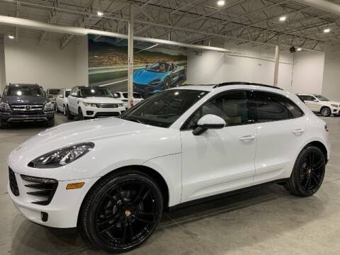 2018 Porsche Macan for sale at Godspeed Motors in Charlotte NC