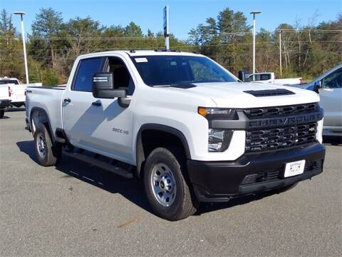 2021 Chevrolet Silverado 2500HD for sale at Gentilini Motors in Woodbine NJ