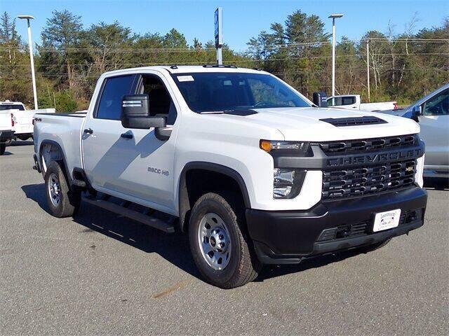 2021 Chevrolet Silverado 2500HD for sale at Gentilini Motors in Woodbine NJ
