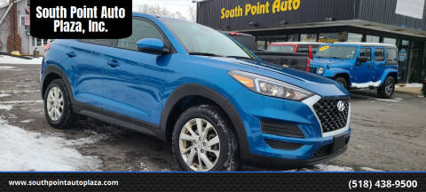 2019 Hyundai Tucson for sale at South Point Auto Plaza, Inc. in Albany NY
