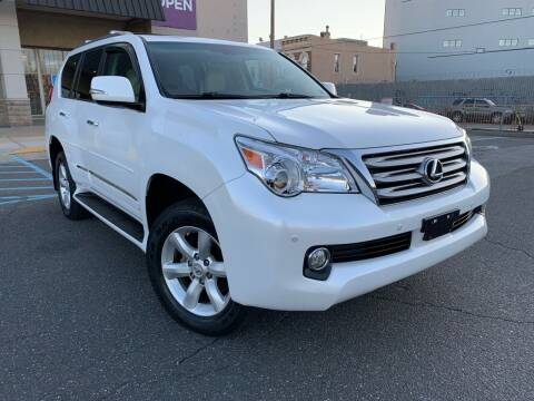 2012 Lexus GX 460 for sale at Ultimate Motors in Port Monmouth NJ