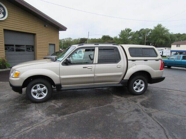 2005 Ford Explorer Sport Trac for sale at Bill Smith Used Cars in Muskegon MI