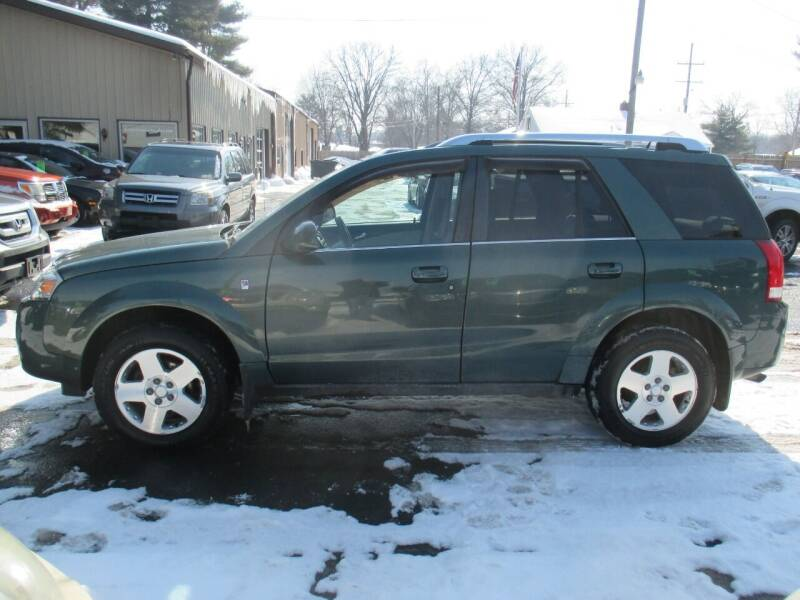 2007 Saturn Vue for sale at Home Street Auto Sales in Mishawaka IN