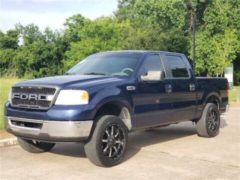2007 Ford F-150 for sale at Hidalgo Motors Co in Houston TX