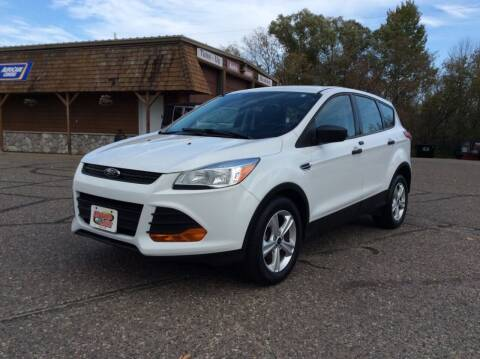 2016 Ford Escape for sale at MOTORS N MORE in Brainerd MN