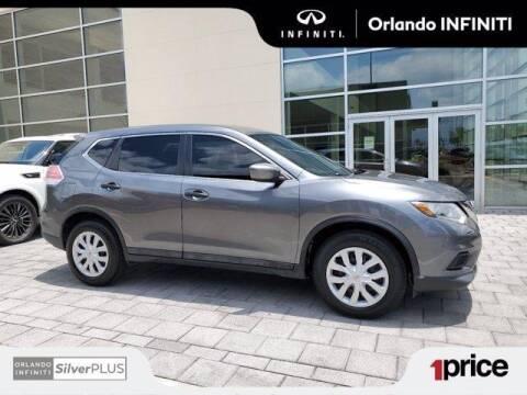 2016 Nissan Rogue for sale at Orlando Infiniti in Orlando FL