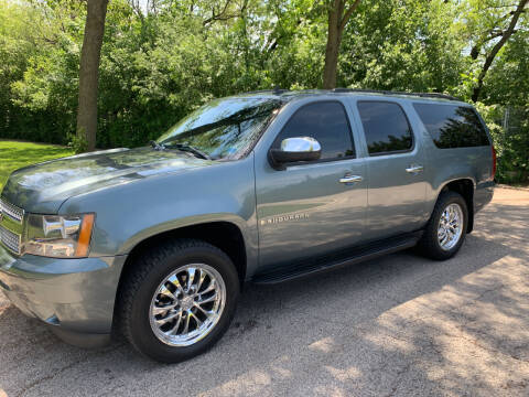 2008 Chevrolet Suburban for sale at Buy A Car in Chicago IL