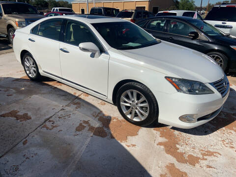 2011 Lexus ES 350 for sale at Uncle Ronnie's Auto LLC in Houma LA