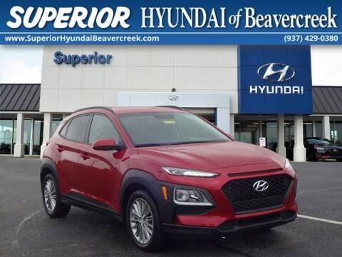 2018 Hyundai Kona for sale at Superior Hyundai of Beaver Creek in Beavercreek OH