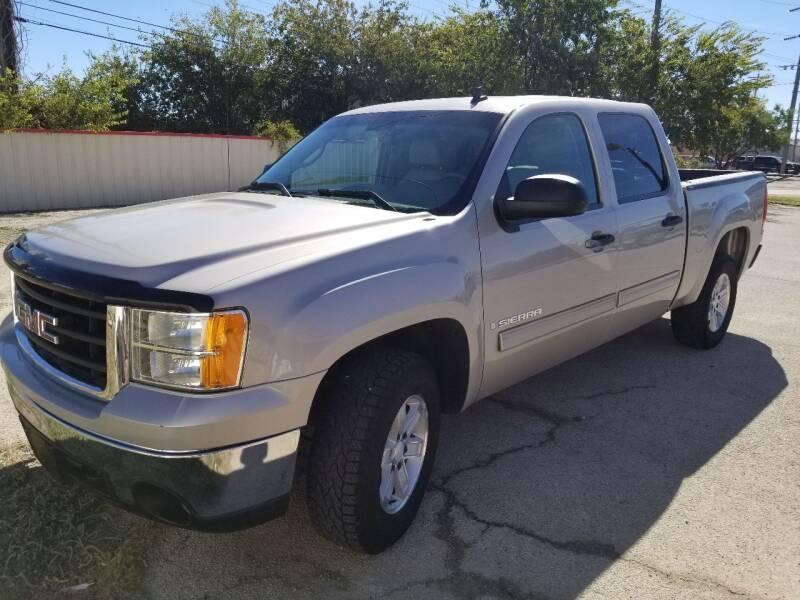 2007 GMC Sierra 1500 for sale at Key City Motors in Abilene TX
