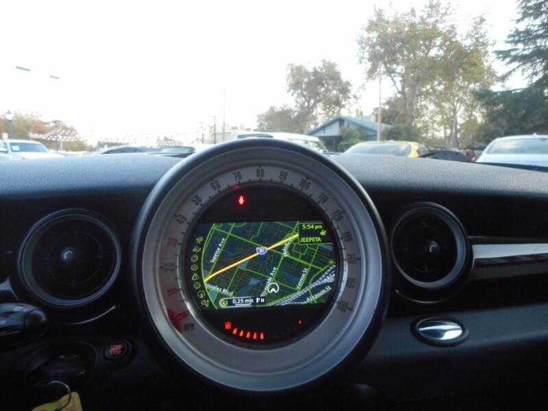 2012 MINI Cooper Hardtop S 2dr Hatchback - Roseville CA
