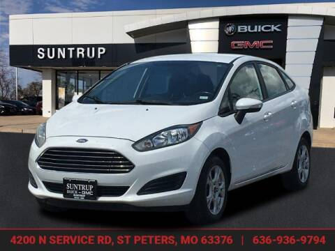 2016 Ford Fiesta for sale at SUNTRUP BUICK GMC in Saint Peters MO