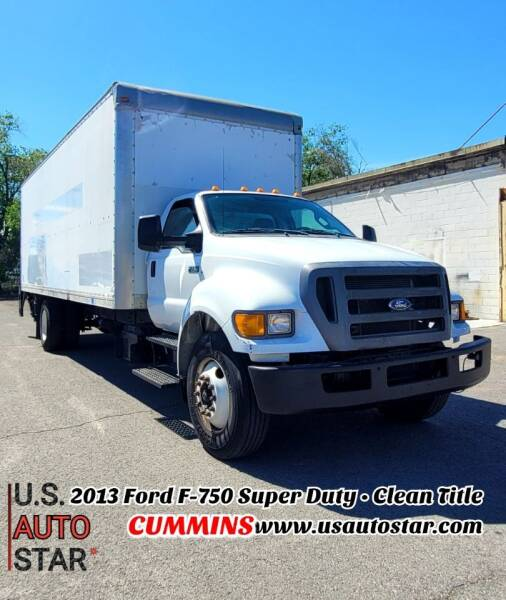 2013 Ford F-750 Super Duty for sale in North Salt Lake, UT