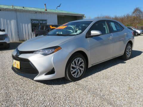 2017 Toyota Corolla for sale at Low Cost Cars in Circleville OH