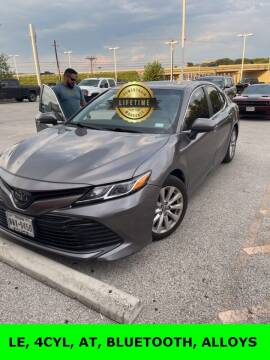 2019 Toyota Camry for sale at Nissan of Boerne in Boerne TX