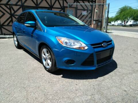 2014 Ford Focus for sale at Used Car Showcase in Phoenix AZ