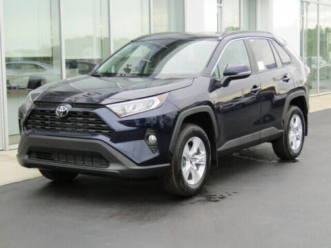 2021 Toyota RAV4 for sale at Brunswick Auto Mart in Brunswick OH