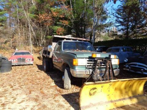 1989 Ford F-350 Super Duty for sale at Classic Car Deals in Cadillac MI