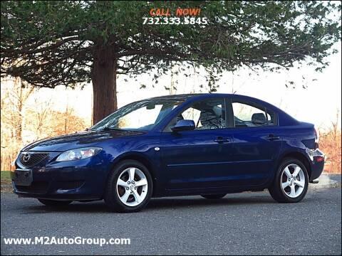2005 Mazda MAZDA3 for sale at M2 Auto Group Llc. EAST BRUNSWICK in East Brunswick NJ