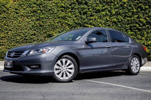 2015 Honda Accord for sale at 605 Auto  Inc. in Bellflower CA