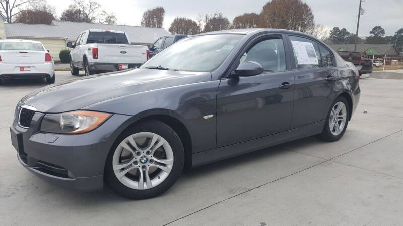 2008 BMW 3 Series for sale at Crossroads Auto Sales LLC in Rossville GA
