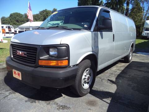 2015 GMC Savana Cargo for sale at H and H Truck Center in Newport News VA