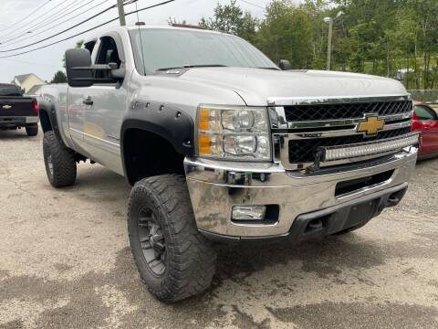 2013 Chevrolet Silverado 2500HD for sale at Top Line Motorsports in Derry NH