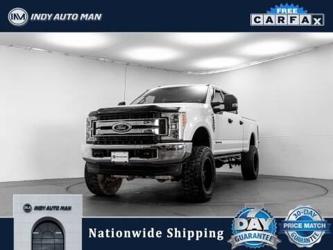 2017 Ford F-250 Super Duty for sale at INDY AUTO MAN in Indianapolis IN